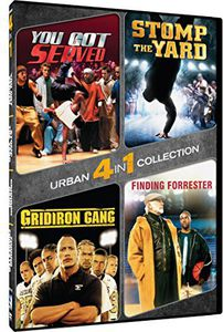 4 in 1 Urban Collection: You Got Served /  Stomp