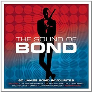 The Sound of Bond (Original Soundtrack) [Import]