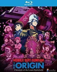 Mobile Suit Gundam The Origin: Chronicle Of The Loum Battlefield