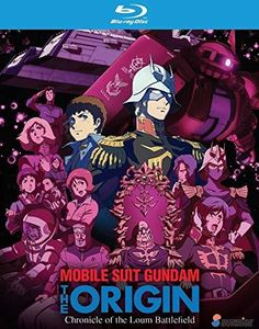 Mobile Suit Gundam The Origin: Chronicle Of The Loum Battlefield