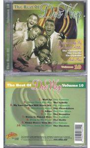 The Best Of Doo Wop, Vol. 10
