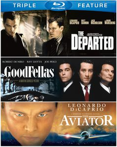The Departed /  Goodfellas /  The Aviator