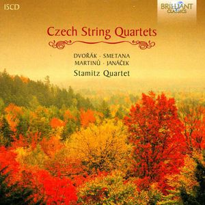 Czech String Quartets