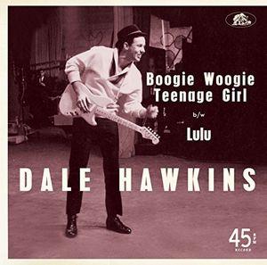 Boogie Woogie Teenage Girl /  Lulu