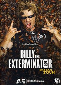 Billy the Exterminator: Season Four