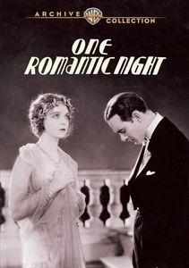 One Romantic Night (Aka the Swan)