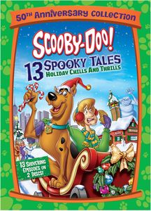 Scooby-Doo! 13 Spooky Tales Holiday Chills and Thrills