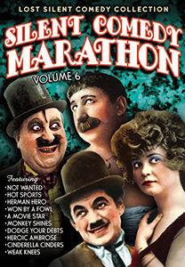 Silent Comedy Marathon: Volume 6