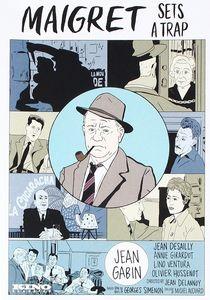 Maigret Sets a Trap , Jean Gabin
