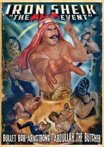 Iron Sheik: Maim Event Wrestling (Uncut Directors)