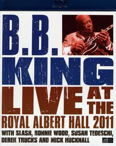 BB King & Friends Live at the Royal Albert Hall [Import]