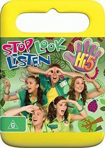 Hi-5-Stop Look & Listen [Import]