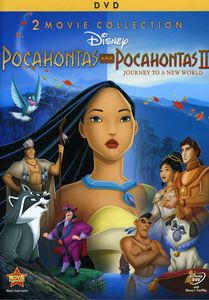 Pocahontas /  Pocahontas II: Journey to a New World: 2-Movie Collection