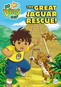 Go Diego Go-Great Jaguar Rescue [Import]