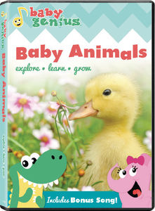 Baby Genius: Baby Animals