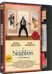 Neighbors (Retro VHS Packaging)