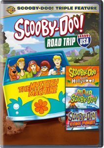 Scooby-doo! Road Trip Usa Triple Feature