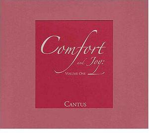 Comfort and Joy: 1