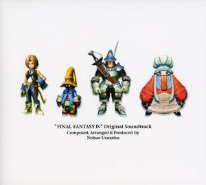 Final Fantasy Ix (Original Soundtrack) [Import]