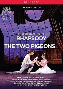 Ashton: Rhapsody /  The Two Pigeons