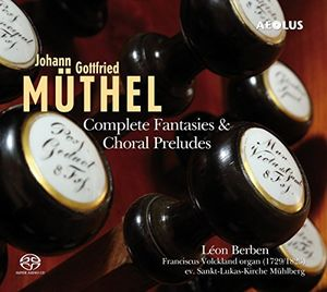 Complete Fantasies & Choral