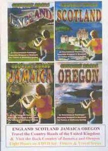 England Scotland Jamaica Oregon - Country Roads
