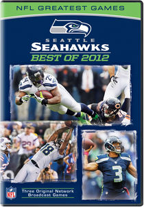 NFL Greatest Games Set: Seattle Seahawks Best of 2012