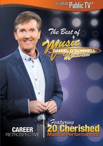 Daniel O'Donnell: Best of Music & Memories
