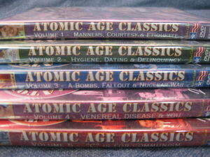 Atomic Age Classics Collection