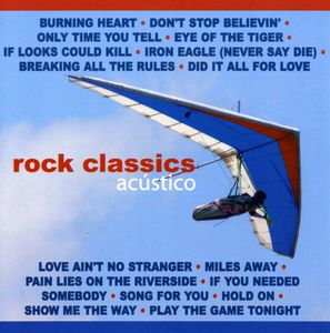 Rock Classics Acustico [Import]