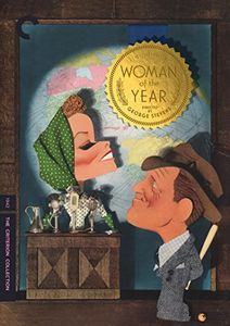Woman of the Year (Criterion Collection) , Katharine Hepburn