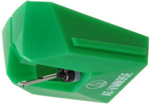 AUDIO TECHNICA AT-VMN95E REPLACEMENT STYLUS GREEN