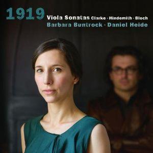 1919: Viola Sonatas