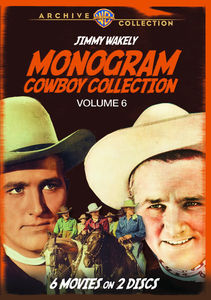Monogram Cowboy Collection: Volume 6