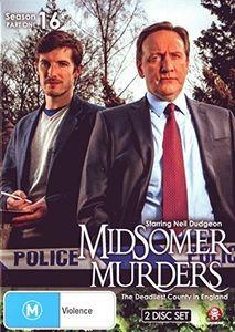Midsomer Murders-Season 16 (Part 1) [Import]