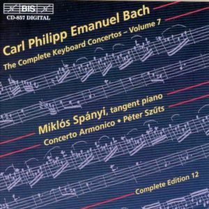 Complete Keyboard Concertos 7