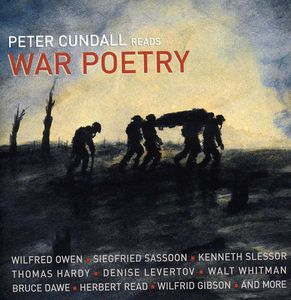 Peter Cundall Reads War Poetry [Import]