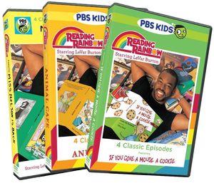 Reading Rainbow: Celebrate Reading