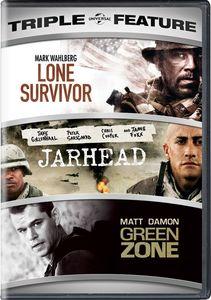 Lone Survivor /  Jarhead /  Green Zone
