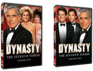 Dynasty: The Seventh Season Volume 1 and 2 - 2 Pack