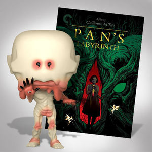 Pan's Labyrinth Pale Man Bundle