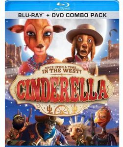 Cinderella: Once Upon a Time...In the West!