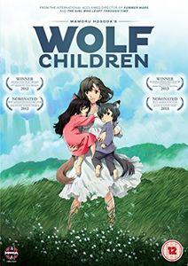 Wolf Children (2012) [Import]