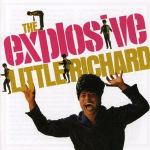 Explosive Little Richard [Import]
