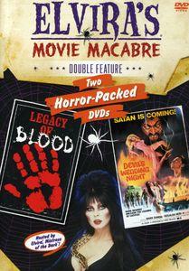 Legacy of Blood & Devil's Wedding Night: Elvira's