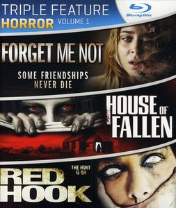 Horror Triple Feature: Volume 1