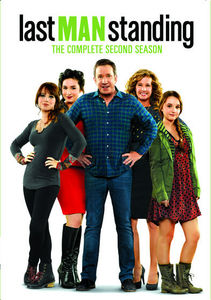 Last Man Standing: The Complete Second Season