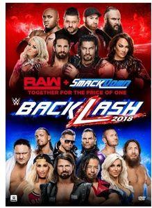 WWE: BackLash 2018