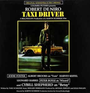 Taxi Driver (Original Soundtrack)