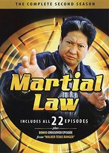 Martial Law: The Complete Second Season